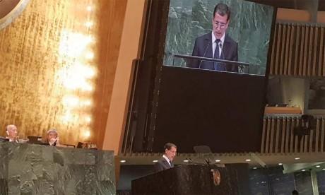 Saâd Eddine El Othmani met en avant la Vision Royale pour un multilatéralisme efficient