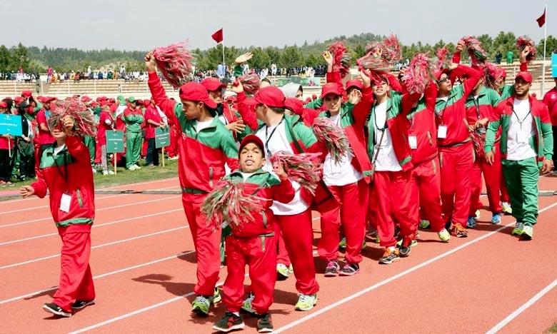 Le nombre des participants au Jeux mondiaux de SOI, s'élève à 10.000 personnes représentant 170 pays, dont 7.000 athlètes hommes et femmes qui seront engagés dans 22 disciplines olympiques. Ph : MAP