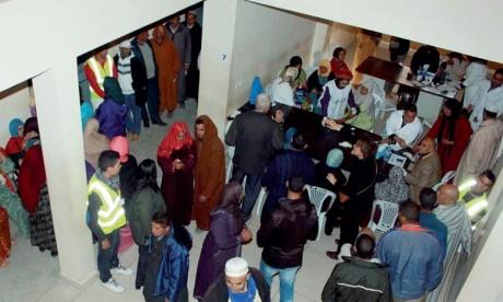 Une caravane médicale au profit des habitants d'Imouzzer