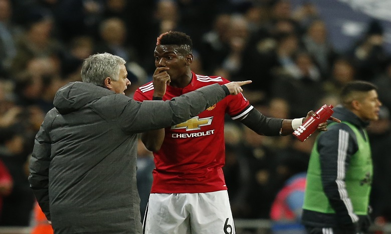 Paul Pogba n'est plus vice-capitaine de Manchester United