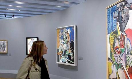 Grand impact de «La Méditerranée  et l'art moderne» sur un large public