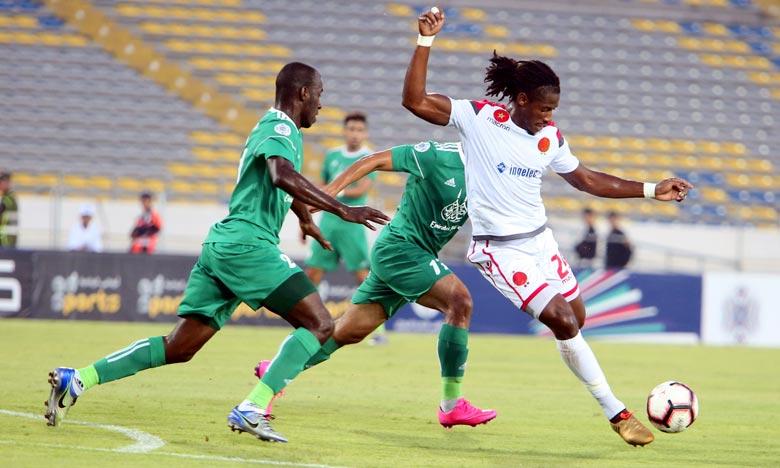 Le Wydad écarte Al Ahly de Tripoli aux tirs aux buts