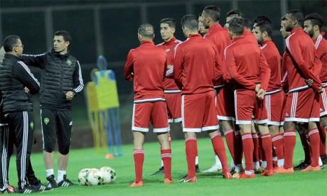 La sélection nationale A' en concentration à El Jadida du 3 au 9 septembre