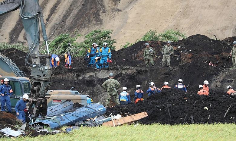 L'île de Hokkaido a été secouée, dans la nuit du 5 au 6 septembre, par un puissant tremblement de terre qui a coûté la vie à 27 personnes. Ph. AFP