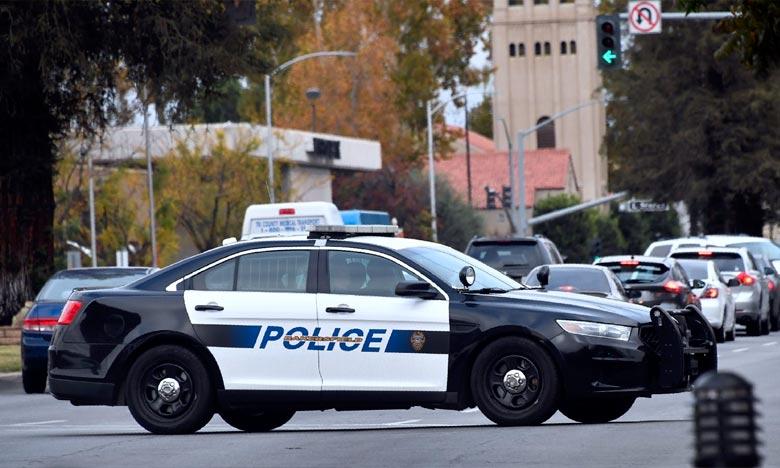 L'homme se serait présenté en compagnie de son épouse dans une société de transport routier avant de passer à l'acte. Après ce drame survenu dans la ville de Bakersfield la police a évoqué un possible drame de violence domestique. Ph : AFP