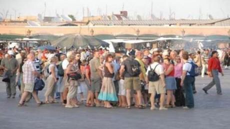 Hausse de 7% des arrivées touristiques au Maroc