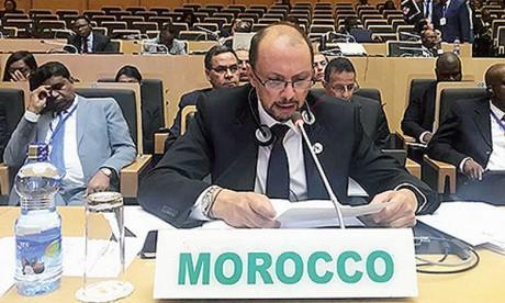 Une délégation marocaine prend part à la sixième retraite du Conseil exécutif sur la réforme de la Commission de l'UA