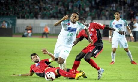 Le Raja verra les16es de finale de la Coupe arabe des clubs