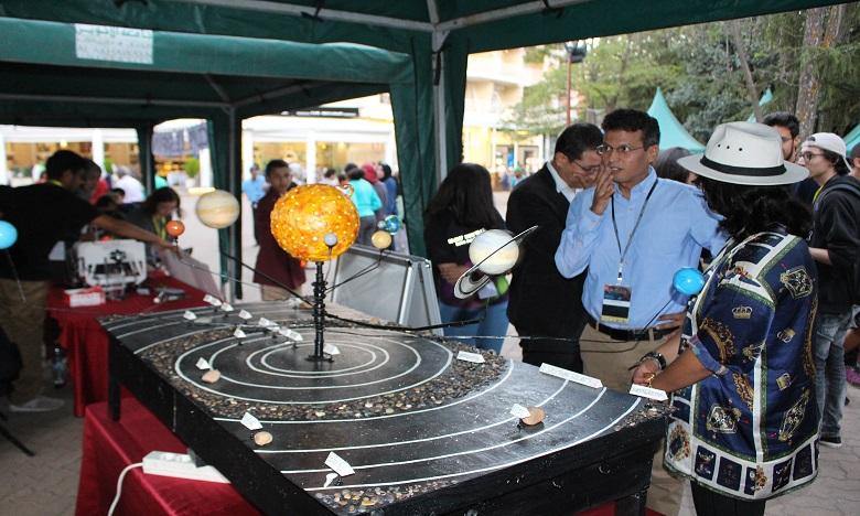 Festival d'astronomie: Al Akhawayn scrute le ciel