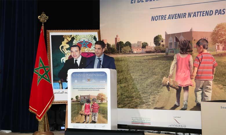 Le ministre a insisté sur la nécessité de mettre en place une nouvelle architecture pédagogique pour le cycle de la licence.
