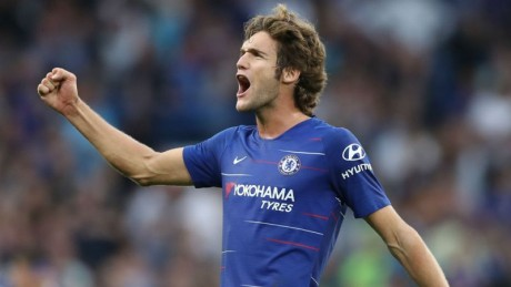 Marcos Alonso reconduit son contrat avec Chelsea