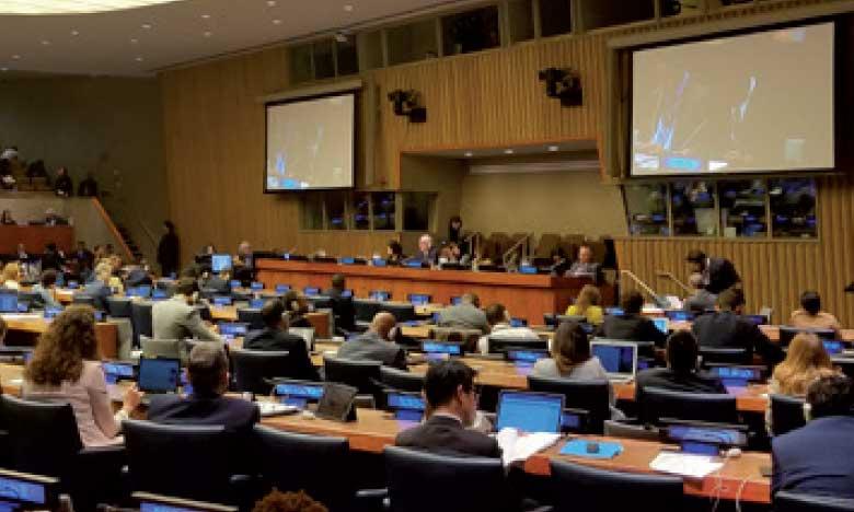 Sahara marocain Trinité-et-Tobago favorable à une solution politique mutuellement acceptable