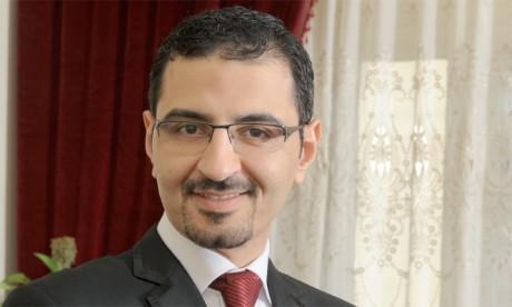 Naoufal Mahdar, directeur général d'Almabat et Samab