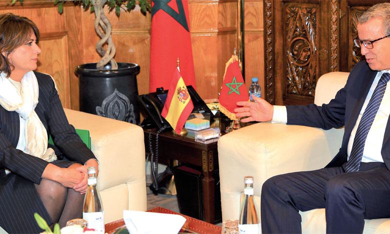 La ministre espagnole de la Justice se félicite  de confiance marquant la relation avec le Maroc