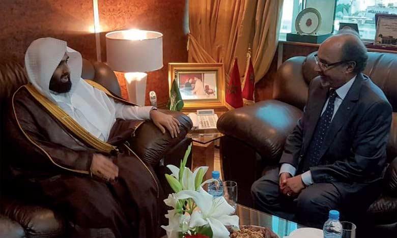 Le président de Diwan Al Madhalim de l'Arabie saoudite salue l'expérience judiciaire marocaine