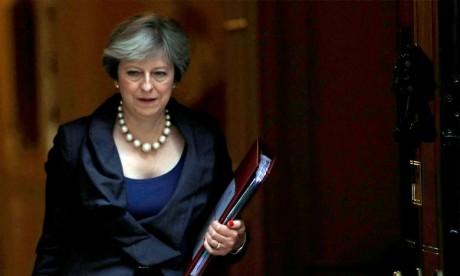 La Première ministre britannique Theresa May a dénoncé l'impasse des négociations sur le Brexit et juge inacceptable le rejet de ses propositions par ses homologues. Ph : DR