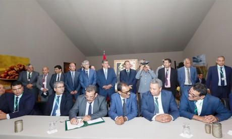 Les détails de la convention signée en marge du Sidattes