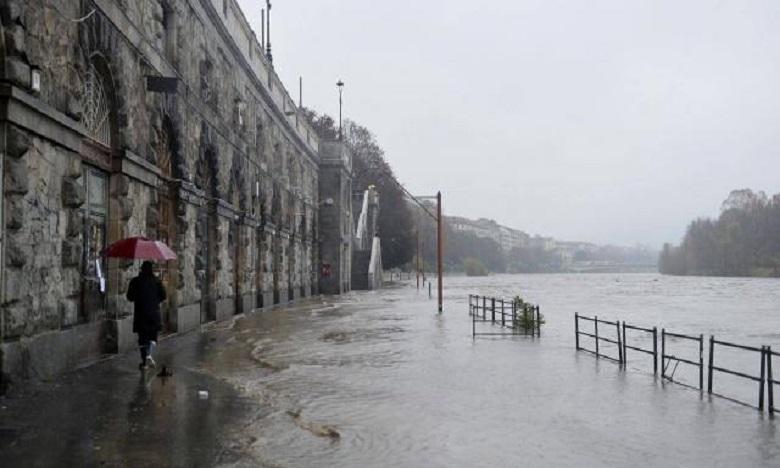 L'Italie en alerte face à une tempête
