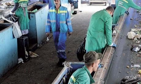 Plus de 50 nouveaux centres d'enfouissement  et de valorisation des déchets d'ici 2021