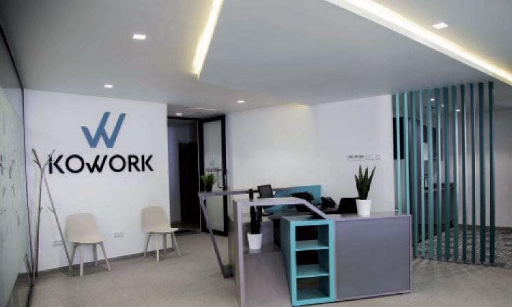 Le marocain Kowork ouvre son tout  premier centre