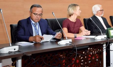 Coopération décentralisée maroco-française pour le renforcement  des capacités des acteurs publics