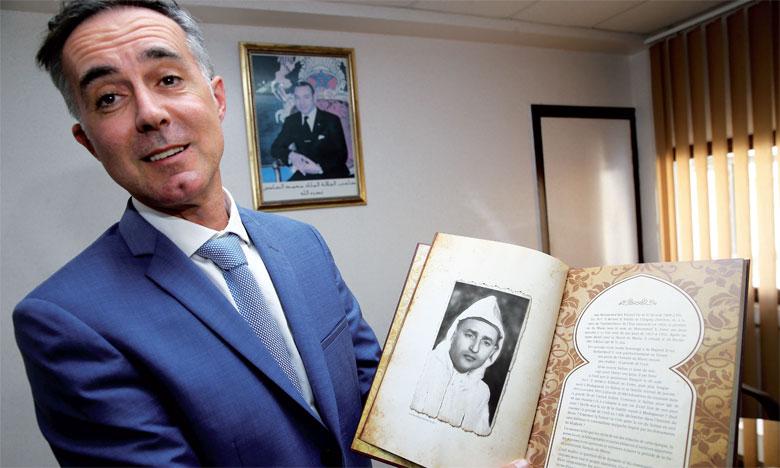 Présentation à Rabat de l'ouvrage «L'exil de S.M. le Roi Mohammed V à Madagascar 1954-1955»