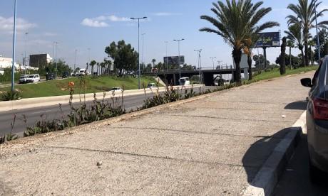 Casablanca : le trafic encore perturbé sur le périphérique