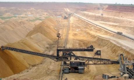 Les exportations de phosphates montent de 16,6% à fin septembre