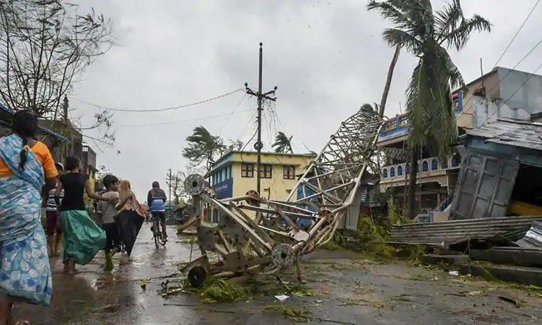 Inde : 62 morts dans le cyclone de Titli à Odisha