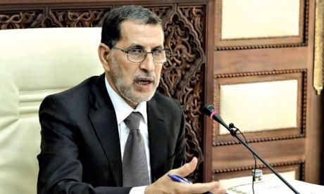 Saâd Eddine El Othmani: Le projet de loi  de Finances est social par excellence