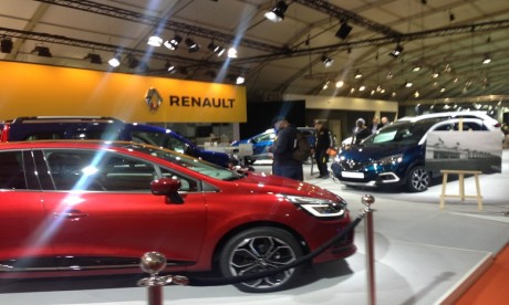 Groupe Renault : chiffre d'affaires en baisse au 3e trimestre