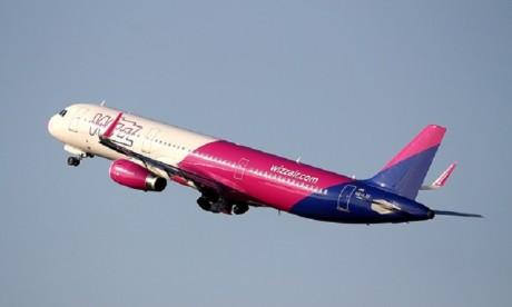 Wizzair: Une nouvelle liaison aérienne entre Varsovie et Marrakech