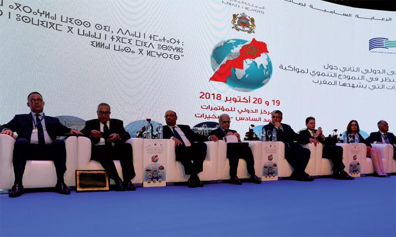 Des acteurs politiques et économiques explorent les pistes pour un nouveau modèle de développement