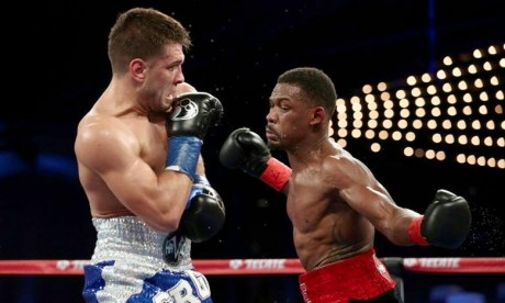 IBF des poids moyens de boxe : L'Américain Jacobs s'adjuge le titre