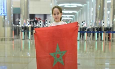 Une Marocaine de 9 ans remporte le prix « défi de la lecture arabe »