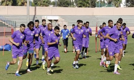 Face à l'Étoile du Sahel, le WAC veut mettre  fin à l'hégémonie du club tunisien