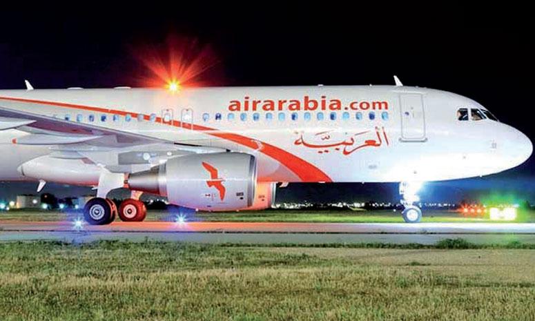 Air Arabia: trois nouvelles  dessertes vers Dakhla
