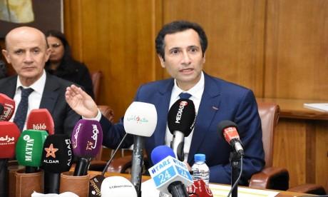 Mohamed Benchaaboun détaille le projet de loi de Finances 2019