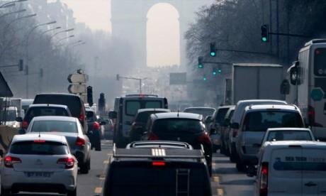 Les Européens qui vivent en ville, où les émissions liées au transport routier sont les plus importantes, sont particulièrement affectés. Ph : DR
