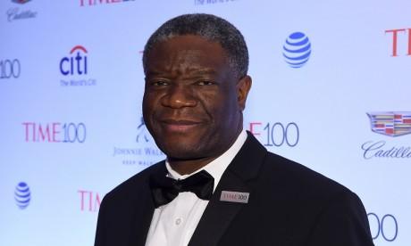 L'un gynécologue, l'autre victime, Denis Mukwege et Nadia Murad incarnent une cause planétaire qui dépasse le cadre des seuls conflits. Ph. AFP
