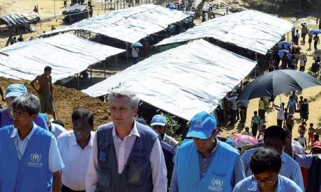 Accord Bangladesh-Birmanie pour entamer le rapatriement  des musulmans Rohingyas