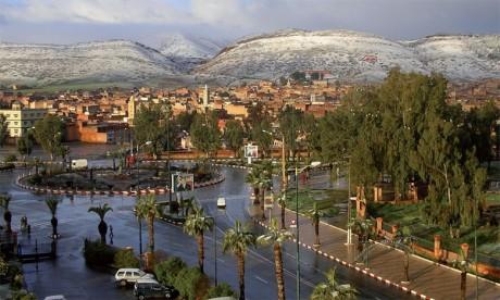 «Khénifra a un besoin vital d'événements comme ce festival et il est grand temps que cette ville s'impose sur tous les plans au niveau national», selon Lahcen Chilass.