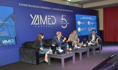 De grands décideurs du secteur de l'immobilier ont pris part à la conférence organisée par Yamed Capital.