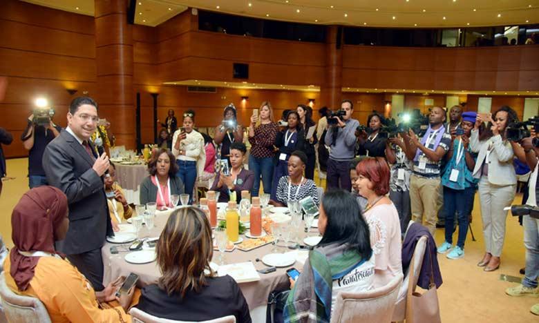 Nasser Bourita appelle les médias africains à porter une image «lucide» et «authentique» sur la question de la migration