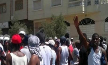 Assaut de Melillia  : Refoulement  des migrants clandestins subsahariens vers leurs pays d'origine