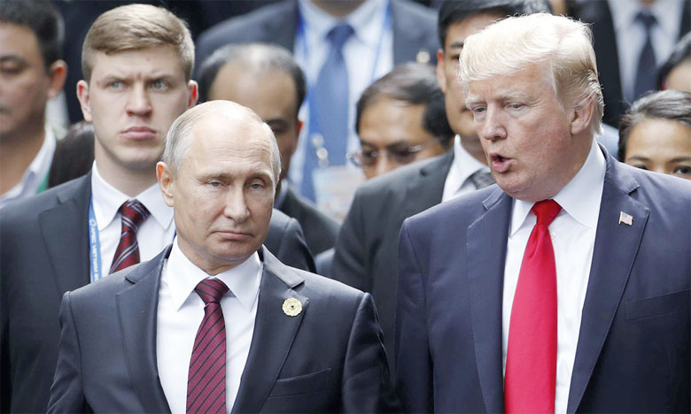 Les États-Unis menacent de se retirer  du Traité signé avec l'ex-Union soviétique