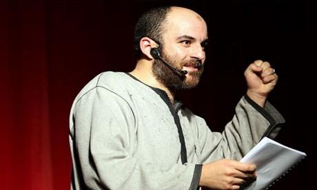 Lecture théâtrale avec Hassan El Jaï