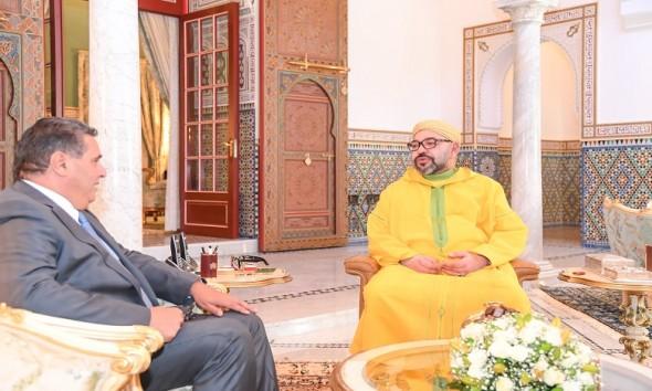 Le ministre de l'Agriculture chargé par S.M. le Roi d'élaborer et de soumettre à la Haute Attention Royale une réflexion stratégique pour le développement du secteur