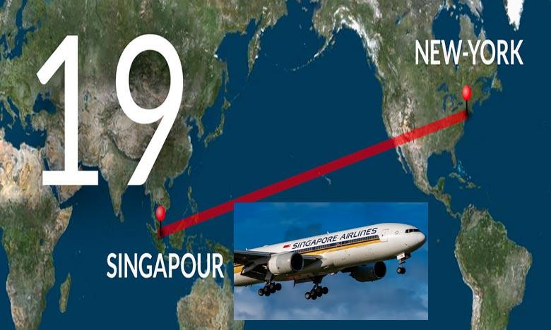 Deux pilotes et deux copilotes vont se relayer aux commandes de l'Airbus A350-900 ULR. Ph : DR