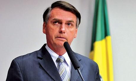 S.M. le Roi félicite M.Jair Bolsonaro à l'occasion de son élection Président de la République fédérative du Brésil